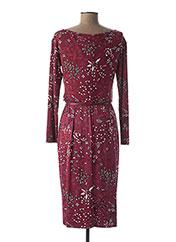 Robe mi-longue rouge MAXMARA pour femme seconde vue