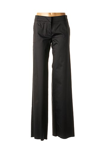 Pantalon casual noir MAXMARA pour femme