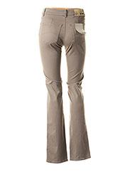 Pantalon casual gris ARMANI pour femme seconde vue