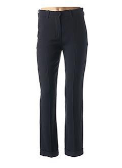 Pantalon chic bleu MAXMARA pour femme