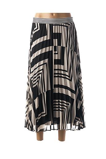 Jupe longue noir MARELLA pour femme