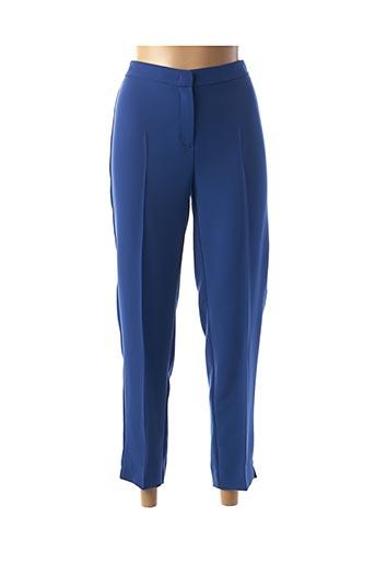 Pantalon 7/8 bleu I BLUES pour femme