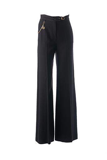 Pantalon chic noir SPORTMAX pour femme