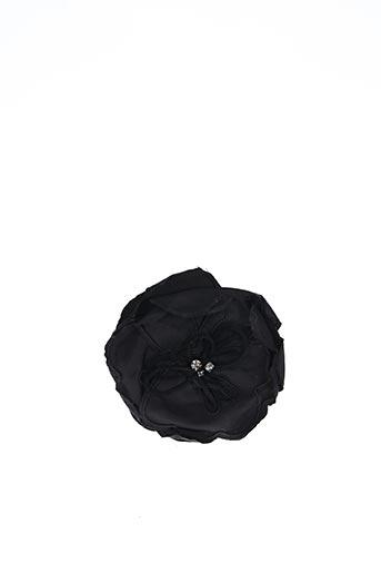 Broche noir MAXMARA pour femme