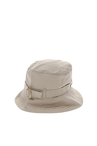 Chapeau beige RAMOSPORT pour femme