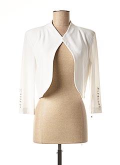Veste chic / Blazer blanc JOSEPH RIBKOFF pour femme