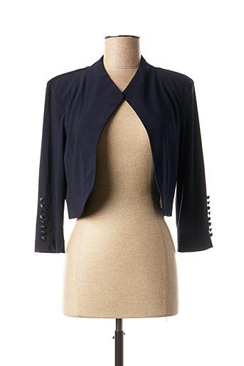 Veste chic / Blazer bleu JOSEPH RIBKOFF pour femme