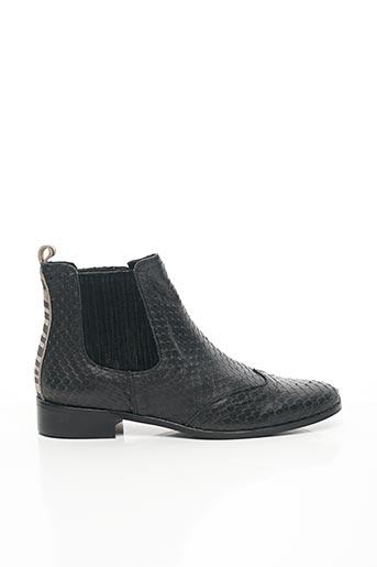 Bottines/Boots noir CATHERINE PARRA pour femme