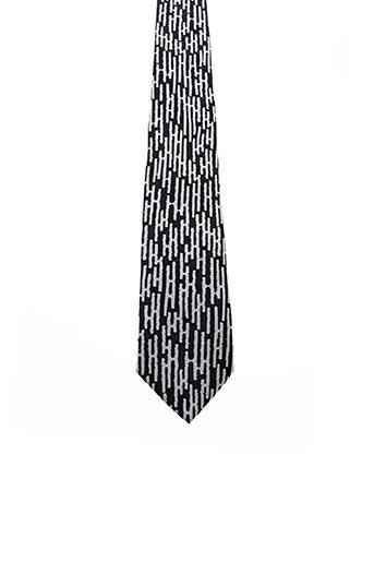 Cravate noir KENZO pour homme