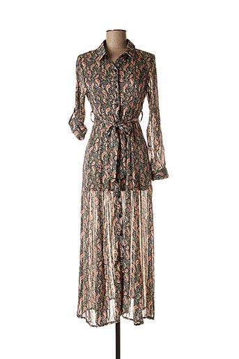 Robe longue noir BELCCI pour femme