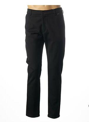 Pantalon casual noir MEXX pour homme
