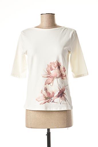 T-shirt manches longues beige MEXX pour femme