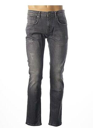 Jeans coupe slim gris MEXX pour homme