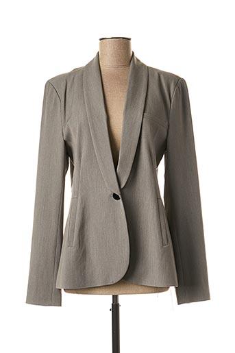 Veste chic / Blazer gris MEXX pour femme
