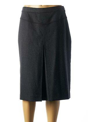Jupe short gris KARTING pour femme