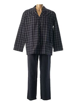 Pyjama bleu PILUS pour homme