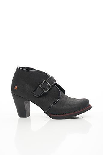Bottines/Boots noir ART pour femme