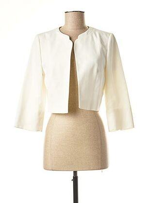 Veste casual beige MAISON 123 pour femme