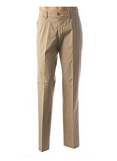 Pantalon chic beige MODEXAL pour homme