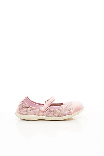 Ballerines rose GEOX pour fille