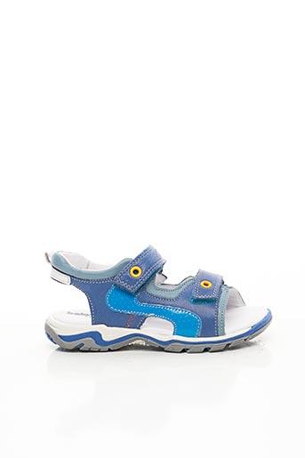 Sandales/Nu pieds bleu INTREPIDES PAR BABYBOTTE pour garçon