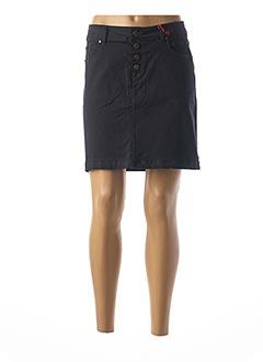 Jupe courte bleu BEST MOUNTAIN pour femme