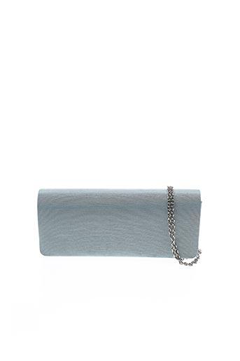 Pochette bleu SOLANO pour femme