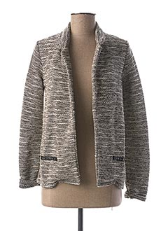 Veste casual marron MAISON SCOTCH pour femme