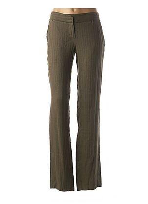 Pantalon casual vert KENZO pour femme
