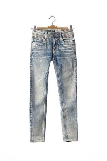Jeans coupe slim bleu GARCIA pour garçon