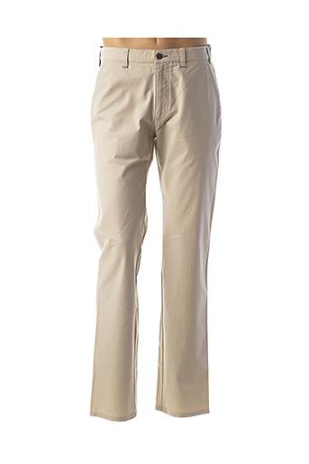 Pantalon casual beige BRÜHL pour homme