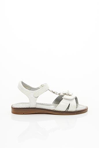 Sandales/Nu pieds gris INTREPIDES PAR BABYBOTTE pour fille
