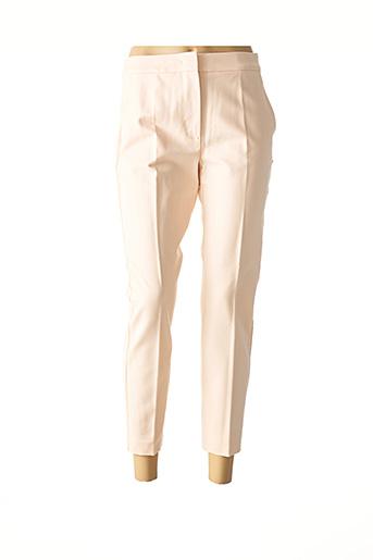 Pantalon casual rose MAXMARA pour femme