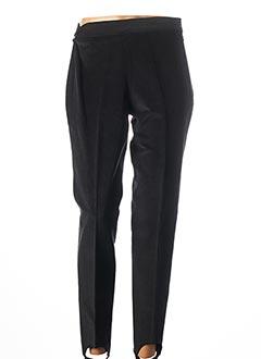 Pantalon chic gris FRANCOIS DEGASNES pour femme