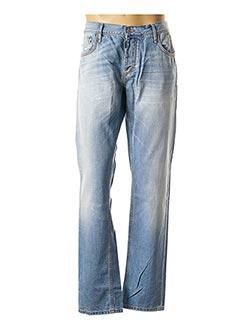 Jeans coupe droite bleu ANTONY MORATO pour homme