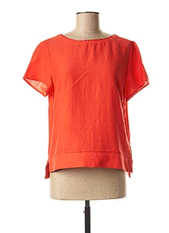 Top rouge STREET ONE pour femme