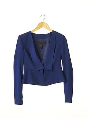 Veste chic / Blazer bleu BCBGMAXAZRIA pour femme