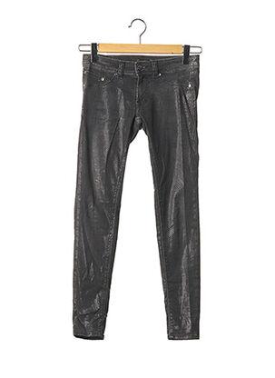Pantalon casual gris IMPERIAL pour femme