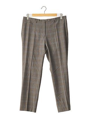 Pantalon casual gris KENZO pour femme
