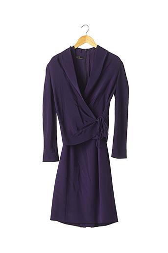 Veste/robe violet AMANDA WAKELEY pour femme