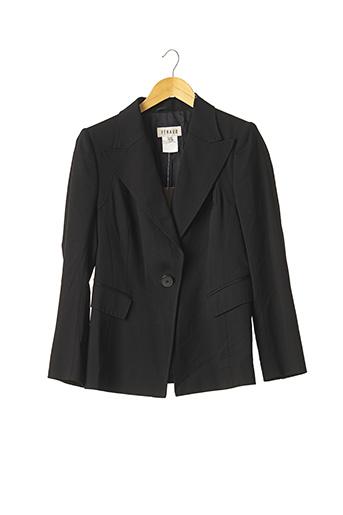 Veste chic / Blazer noir FERAUD pour femme