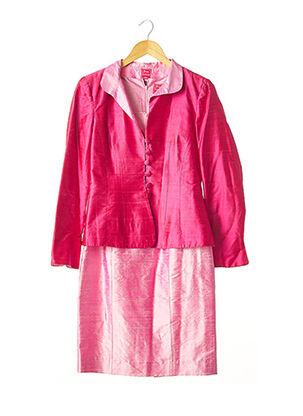 Veste/robe rose DONA LOUISA pour femme