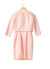 Veste/robe rose PAULE KA pour femme seconde vue