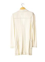 Veste chic / Blazer beige BARBARA BUI pour femme seconde vue