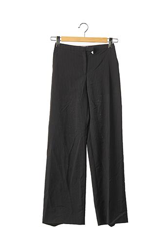 Pantalon 7/8 noir CALVIN KLEIN pour femme