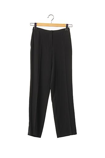 Pantalon chic noir THIERRY MUGLER pour femme
