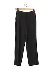 Pantalon chic noir THIERRY MUGLER pour femme seconde vue