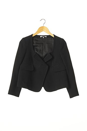 Veste chic / Blazer noir CARVEN pour femme