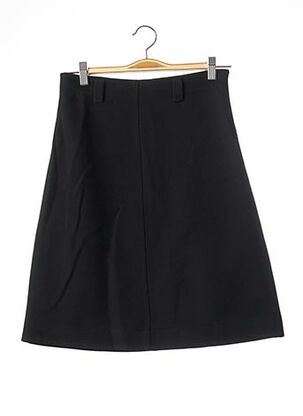 Jupe mi-longue noir COURREGES pour femme
