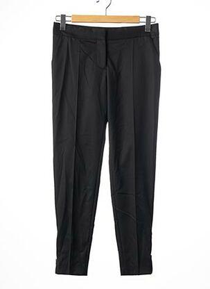 Pantalon 7/8 noir STELLA MCCARTNEY pour femme